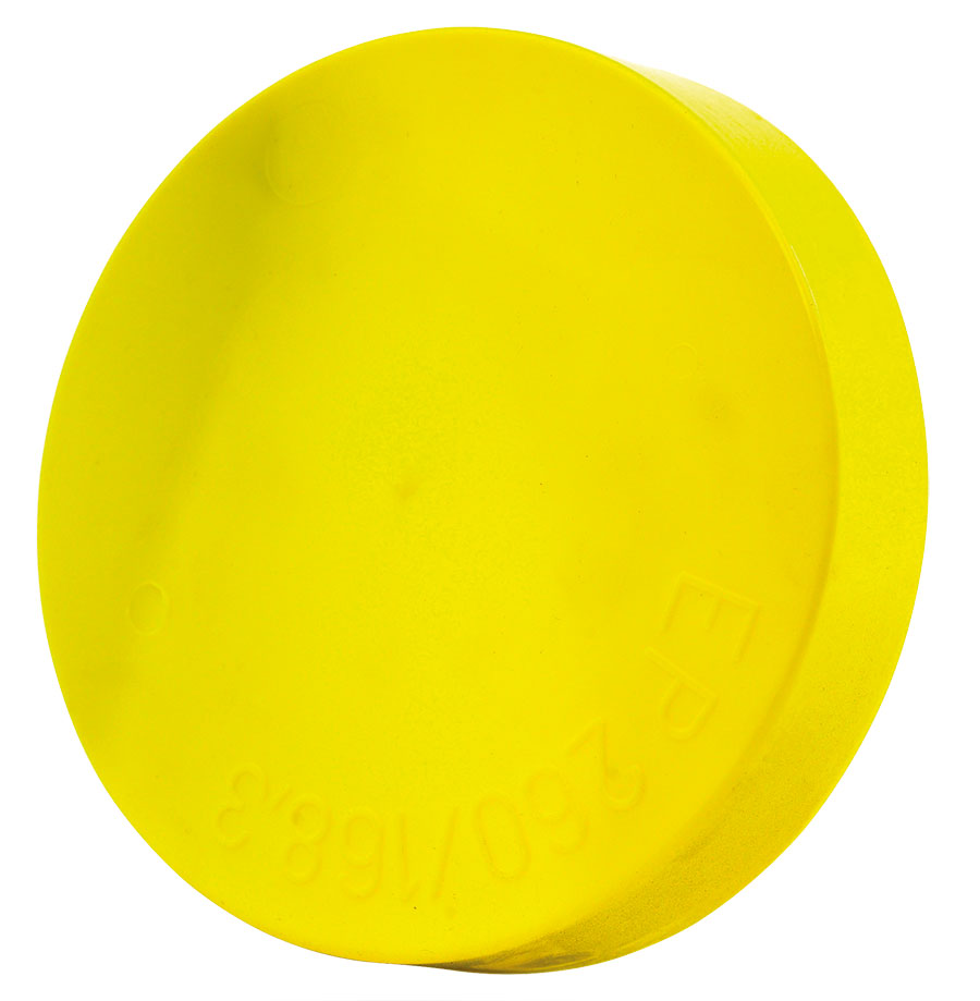 External termination cap