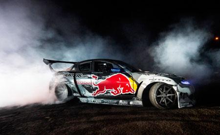 Red Bull Drift Shifters In New Zeeland Muovitech